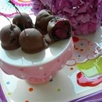 Çikolatada saklı vişne