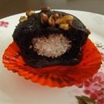 Çikolatalı Sürpriz Kek ( Çikolatalı Muffin )