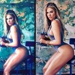 Khloe Kardashian Rutin Kalça Egzersizi