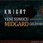 Knight Online Yeni Sunucu : Midgard Geliyor!