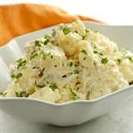 Kremalı Patates Salatası