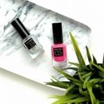 Organic Glam Nailpolishes