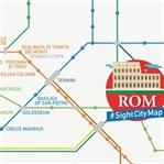 #SightCityMap: Die Highlights von Rom entdecken