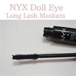 Ürün İncelemesi: NYX Doll Eye Maskara - Long Lash