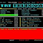 """90'ların Google'ı """"Teletext"""""""