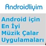Android için En İyi 5 Müzik Çalar Uygulaması
