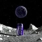 Ay yüzeyi 2016'da reklam panosuna dönüşüyor