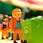 Çöp Toplayan Robotlar, İnsanları Kenara'mı Atacak
