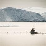Atemberaubend schöner Ilulissat-Eisfjord