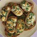 Dört dörtlük kahvaltılar için : Yumurtalı Ekmek