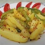 Kahvaltı Önerisi; Patates Buğulama