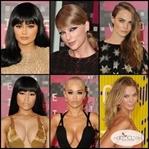 Kırmızı Halı: 2015 MTV Video Müzik Ödülleri