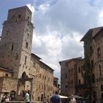 Orta Çağ'ın Güç Simgesi; San Gimignano