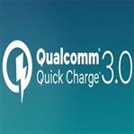 Qualcomm, Hızlı Şarj'lı Quick Charge 3.0'ı Duyurdu