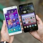 Samsung Galaxy ve Huawei Rekabeti Gergin Başlıyor!