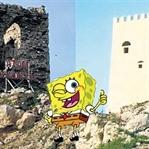 Şile 'Sünger Bob' Kalesi