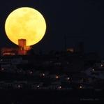 Süper Ay (Canlı Yayın)