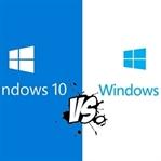 Windows 8.1 mi yoksa Windows 10 mu?