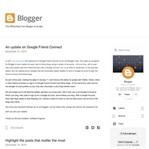 Blogger Buzz Hakkında