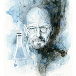 ILLÜSTRASYON – BREAKING BAD – HEISENBERG