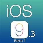 iOS 9.3 en yeni özellikleri!