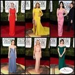 Kırmızı Halı: Golden Globe Awards 2016
