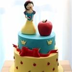 Pamuk Prenses'in Pastası