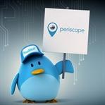 Periscope, Twitter İçerisine Entegre Oluyor