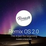 Remix OS Sonunda Ücretsiz Kullanıma Sunuldu!