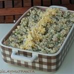Ton Balıklı Kuskus Salatası