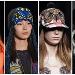 2016-2017 Sonbahar/Kış Şapka Trendleri
