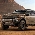 ABD Ordusunun Gizli Aracı Chevrolet Colorado ZH2