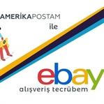 Amerikapostam ile Ebay'den Alışveriş Tecrübem