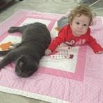 """Bebekler İçin """" Tummy Time"""""""