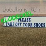 Buddha ist kein Klodeckel
