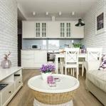 Çok Küçük Stüdyo Ev Dekorasyonu Örnekleri