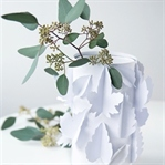 DIY Herbstliche Papiervase