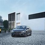 Gebzeli Yeni Civic Sedan Artık Daha Sportif!