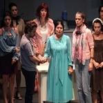 """Haldun Taner Sahnesi'nde """"Saadet Hanım""""ı İzledim"""