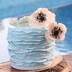 Pasta: Anemonlu Nişan Pastası