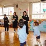 Japon Anaokulu Mezuniyet Töreni.