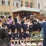 Japonya İlkokul Tanışma Günü