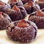 Kakaolu Elmas Kurabiye Tarifi