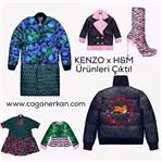 Kenzo X H&M Ürünleri Çıktı!