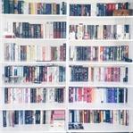Kış Temizliği Bahane: Yine Kitaplık Düzeni Değişti