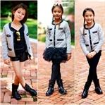 Kız Çocuk Çizme Modelleri