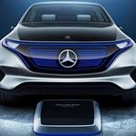 Konsept Elektrikli Mercedes-Benz Generation EQ