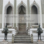 kulturelles Bangkok - Die Tempel