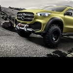 Mercedes Benz Pickup Fotoğrafları