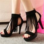 Moda Ayaklarda Yeni Ayakkabı Modelleri